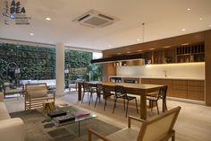 Edifício Rêve Leblon - 1º Prêmio ASBEA/RJ - Menção Honrosa na categoria Arquitetura de Interiores.