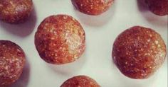 Caramel Popcorn Bliss Balls