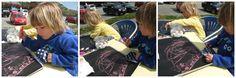 roll up chalk mat Creative Activities, Rolls, Buns, Bread Rolls