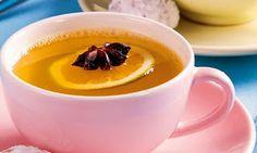 Se virando sem grana: Chá de frutas diet