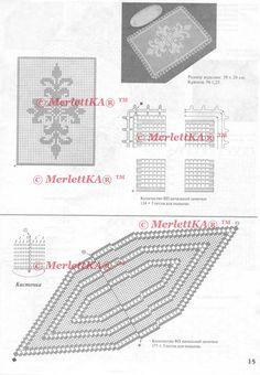 Мобильный LiveInternet ММВК 2004-10  очень красивое филе и покрывало из мотивов  вязание крючком - подборка | MerlettKA - © MerlettKA® ™ |