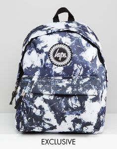 Hype Exclusive Monotone Stroke Backpack