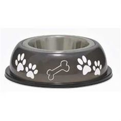 Loving Pets Dolce Dish Dog Bowl, Small, 1 Pint, Espresso by Loving Pets, http://www.amazon.com/dp/B001QO6GTI/ref=cm_sw_r_pi_dp_1Iicsb1M8KJY8