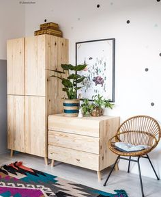 Also sind ich und Heather.ly Sonntag z… The nursery needed an update!ly drove to IKEA Nederland Sunday and adopted some Ivar's 🤪 … Pin: 1080 x 1318 Ikea Furniture, Furniture Design, Furniture Ideas, Diy Casa, Minimalist Furniture, New Room, Interior Design Living Room, Bedroom Decor, Ikea Hacks