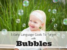 Bubbles are easily one of the most popular activities across the board with my little friends. They absolutely love them! I have to say I love them too. They're cheap, fun and so versatile to use f…