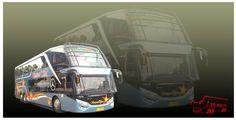 Kaca Anti Peluru Untuk Bus Sumatera