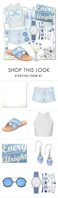 """Every little thing's gonna be alright"" by marie-dancin-in-the-moonlight ❤ liked on Polyvore featuring STELLA McCARTNEY, Mystique, Go Jump in the Lake, Jody Coyote, ZeroUV, A.X.N.Y. and Gold Eagle"