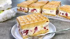 Serbian Recipes, Bulgarian Recipes, Sweet Recipes, Cake Recipes, Dessert Recipes, Dessert Fruits Rouges, Cupcakes, No Cook Desserts, Cakes And More