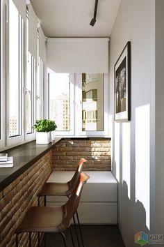 65 Trendy Home Garden Design Modern Decks - Balcony Garden Home Design, Home Garden Design, Home Interior Design, Modern Interior, Design Ideas, Indoor Balcony, Small Balcony Decor, Balcony Garden, Interior Balcony
