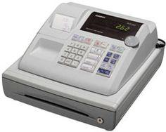 Máy tính tiền Casio SE-C300    - Thiết kế đẹp với 2 loại bàn phím phẳng và nổi ứng dụng cho các mô hình: nhà hàng, cafe, quán ăn, karaoke....  - Công nghệ màn hình LCD với độ dài tên hàng cho phép là 12 ký tự.  - Công nghệ màn hình LCD với độ dài tên hàng cho phép là 12 ký tự.  - Quản lý 200 nhóm hàng, 2.000 mặt hàng.