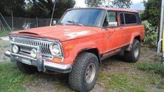 1978 Jeep Cherokee 4WD