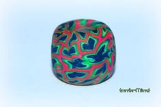 7 mm hole handmade trippy psychedelic UV blacklight by InnerMind, €2.95