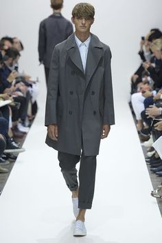 Margaret Howell Men's RTW Spring 2015 - Slideshow