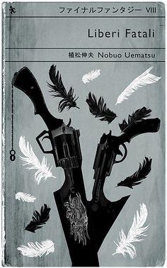 Liberi Fatali - FFVIII by A.J. Hateley