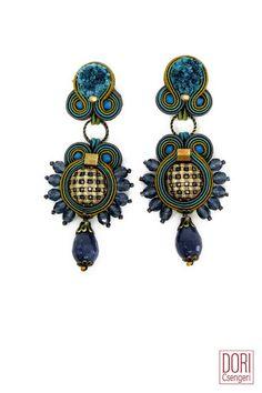 mid size earrings : Oasis Retro Earrings