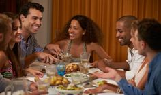 The 10 Commandments of Dining with Friends | The Daily Meal