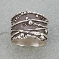 Metal Clay Guru - Get Enlightened about Everything Metal Clay - Hattie Sanderson - gallery_hattie_rings_28.jpg