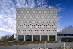 Schmitz Architekten - Beautiful facade work at the Synagoge in Bochum, 2007