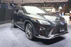 Photo of the Lexus RX450h from the 44th Tokyo Motor Show. You can explore more pictures on our website; moreover it's FREE to download them! #design #designlife #conceptcar #autodesign #sketch #automotive #automotivedesign #instadaily #cars #cargram #drawing #carsketch #copic #car #productdesign #transportation #cardesigncommunity #carbodydesign #Nissan #Italdesign #ford #toyota #mazda #carstyling #Mercedes #lexus