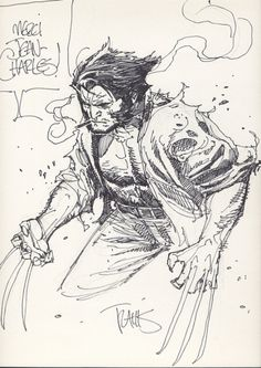 Wolverine by Travis Charest
