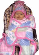 awesome winter coat for in car or wheel chair...... some to 24 month size!~