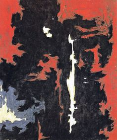 He was a leading figure of the abstract expressionist community
