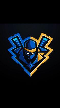 Image result for ninja fortnite logo Gaming in 2019