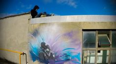 A painting day by blouh on Vimeo