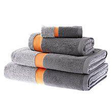 Towel Orange Towels