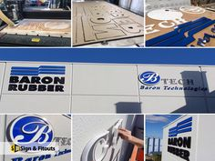 Building Signage - Sign And Fitouts Sign Installation, 3d Signs, Building Signs, How To Attract Customers, Signage, Construction Signs, Billboard, Signs