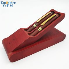 Emoshire New Creative Signature Pen Roller Ball Pen and Fountain Pen Set Wooden Office Stationery for Company Gift Company Gifts, Pen Turning, Pencil Writing, Office Stationery, Wooden Art, Pen Sets, Ballpoint Pen, Fountain Pen, Woodworking