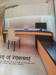 Study room Den Room, Study Nook, Study Design, Study Office, Corner Desk, House Design, Offices, House Ideas, Dining Room