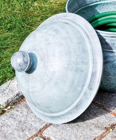 Wales Hose Pot Lid - Beautiful matching lid to complement our Wales Hose Pot. Easy on-and-off. Walpole Outdoors, Building Raised Beds, Pot Lids, Wales, Pergola, Home And Garden, It Is Finished, Gardens, Make It Yourself