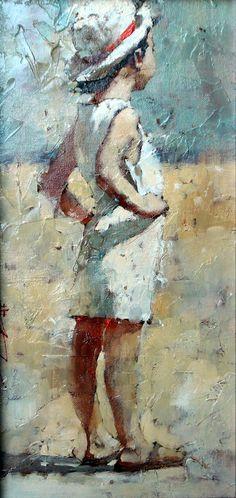 ANDRE KOHN    The Dreamer FINE ART