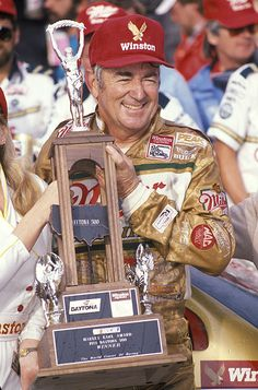Image detail for -Bobby Allison - 2011 NASCAR Hall of Fame Inductees - Photos - SI.com