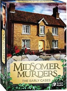 'Midsomer Murders' (1997-  )British detective drama that has aired since 1997 & is still going strong.The show is based on the books by Caroline Graham.The stories revolve around Chief Inspector Barnaby & his sargeant's efforts to solve the numerous murders that take place in the fictional English county of Midsomer. I can't believe I haven't mentioned this one as of yet! If you love English country villages,cottages,country houses,quirky characters & a mystery to solve...I'm on my 24th DVD!