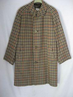 my Coat Jacket Aquacustom of London Specially for Wallachs New York