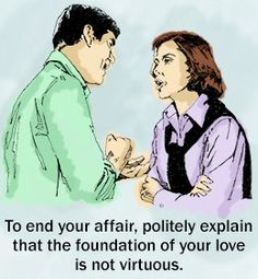 How to Gracefully End an Affair and Avoid Conflicts: Why do other folks have affairs?… #Life_Style #communication #how_to_save_a_marriage