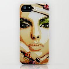 Glamor iPhone & iPod Case by AsyaCreativeArt - $35.00