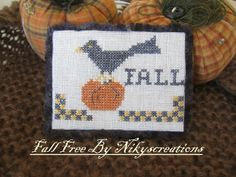 Nikyscreations: FALL FREE