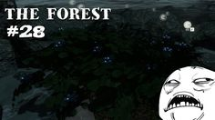 The Forest #28 [Facecam] - Nie wieder verhungern! - Let's Play The Forest
