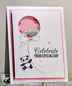 Joyful Creations with Kim-not really SU but great card for the treat cups