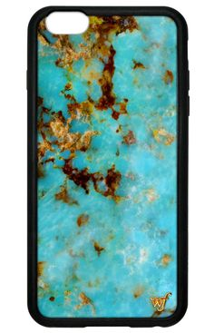 Turquoise iPhone 6 Plus Case | Wildflower cases