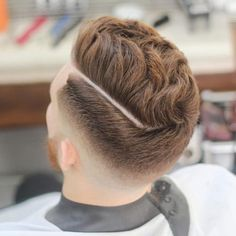 40 Best Side Part Haircuts: Classic Hairstyles For Modern Gentlemen 2020 Hipster Hairstyles, Cool Hairstyles For Men, Classic Hairstyles, Cool Haircuts, Hairstyles Haircuts, Haircuts For Men, Hard Part Haircut, Side Part Haircut, Hair Styles 2016