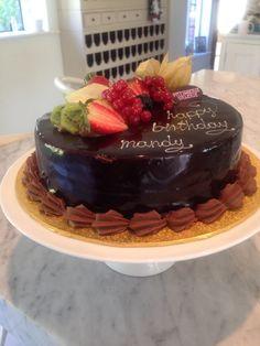 Patisserie Valerie chocolate mouse cake