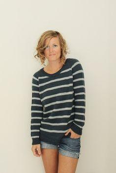 Clarke Pullover Knitting Pattern