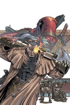 Cable and Deadpool Vol. #7 by Patrick Zircher *