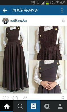 Jile Abaya Fashion, Fashion Line, Muslim Fashion, Modest Fashion, Fashion Dresses, Muslim Dress, Hijab Dress, Dress Skirt, Hijab Style