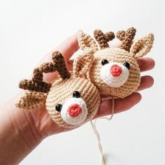 Crochet Christmas Decorations, Christmas Crochet Patterns, Holiday Crochet, Christmas Knitting, Crochet Teddy Bear Pattern, Softie Pattern, Crochet Bear, Crochet Toys, Quick Crochet Patterns