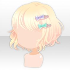 """Hairstyle Drawing - Pajamas Party was a Club Event available from to with """"Pajama"""" themed rewards. Thanks for inviting! I Was so excited to join this pajama party! Human Figure Drawing, Figure Drawing Reference, Hair Reference, Short Hair Drawing, Fashion Games For Girls, Pelo Anime, Chibi Hair, Hair Sketch, Dibujos Cute"""